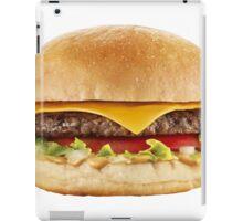AWESOME COOL HAMBURGER iPad Case/Skin