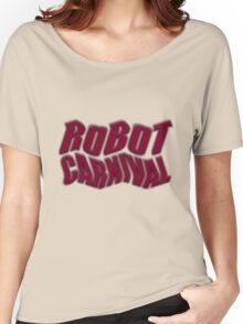 Robot Carnival Women's Relaxed Fit T-Shirt