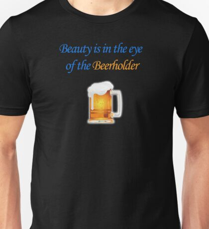 The Beerholder Unisex T-Shirt