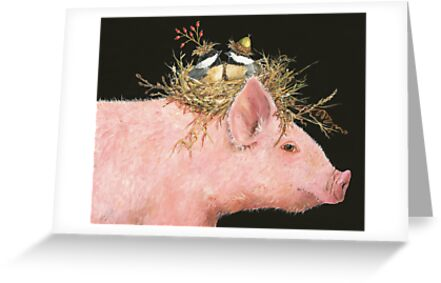 Livin' High on the Hog (with Livingston, Chuck and Dee) by Vicki Sawyer