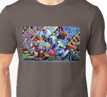 Cartoon Chaos Unisex T-Shirt