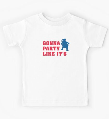 Chicago Cubs - Gonna Party like it's 1908 Kids Tee