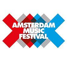 Amsterdam Music Festival apparel by satchmo-art