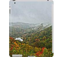 Blue ridge parkway iPad Case/Skin