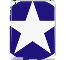 Aviation - US Army - Cool Star iPad Case/Skin