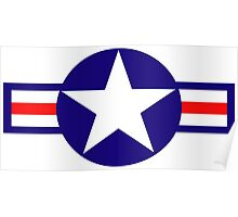 Aviation - US Army - Cool Star Poster