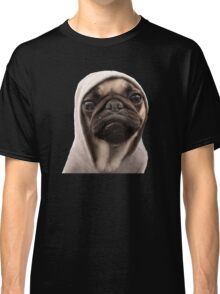 COOL PUG DOG - HIP HOP STYLE Classic T-Shirt