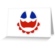 Pogo The Clown Greeting Card