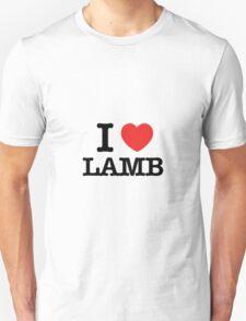 I Love LAMB T-Shirt