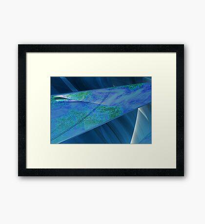 Streets of Desires #4 Framed Print