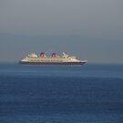 A cruiseship is coming to Puerto Vallarta by PtoVallartaMex