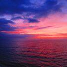Sunset at the Bahía de Banderas in Puerto Vallarta, Mexico by PtoVallartaMex