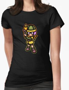 Lucca  Womens Fitted T-Shirt