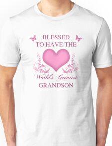 World's Greatest GrandSon Unisex T-Shirt