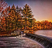 River Falls by LudaNayvelt