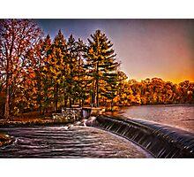 River Falls Photographic Print