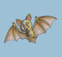 Bat (variation 1) Kids Tee