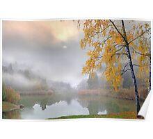 Fog in November Poster