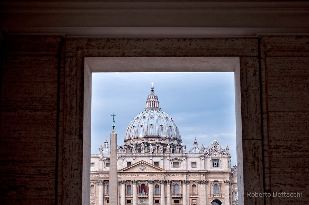 Vatican view by Roberto Bettacchi