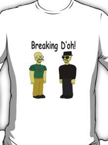 Breaking D'oh! T-Shirt
