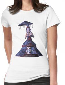 Winterberry Amusement Womens Fitted T-Shirt