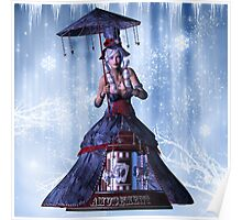 Winterberry Amusement Poster
