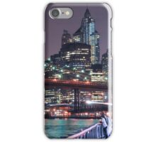 Lower East Side, Manhattan iPhone Case/Skin