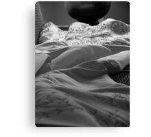 Smooth Gown Canvas Print