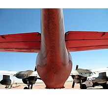 Business End of Tanker 55 Photographic Print