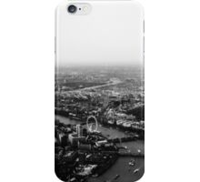 London Above iPhone Case/Skin