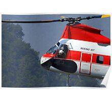 Columbia Helicopters Kawasaki-Vertol Poster