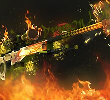 Awp | Dragon Lore by Gamers