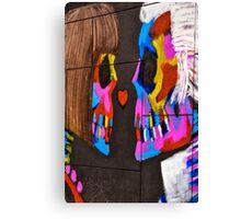 Anna Wintour x Karl Lagerfeld  Canvas Print