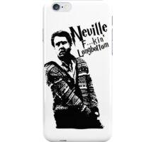 Neville F'in Longbottom iPhone Case/Skin
