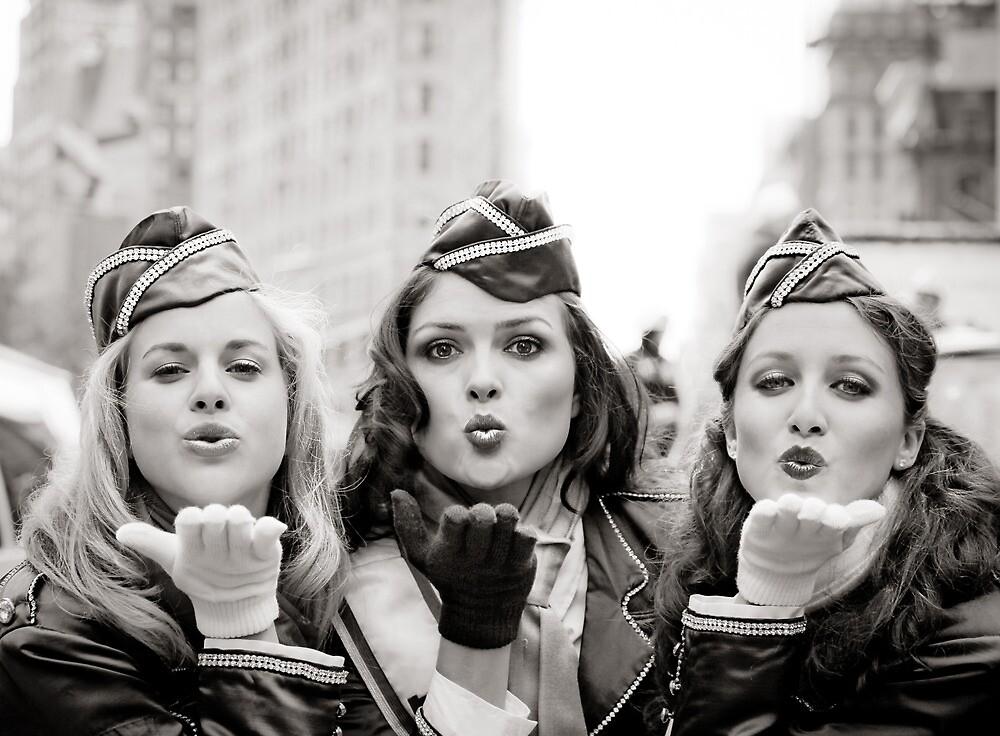 Andrew's Sisters 2011-Platinum by alan shapiro