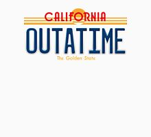 Back to the Future II Licence Plate Outatime T-Shirt