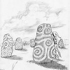 7 Stones by Dan Goodfellow