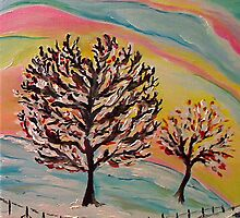 Wintery Morning by jonkania