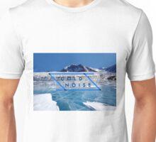 Cold Noise - Lake Fryxell Antartica Unisex T-Shirt