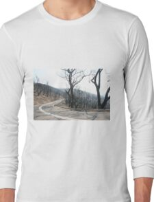 St Andrews Kinglake Road after February 7, 2009 Long Sleeve T-Shirt