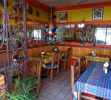 Little restaurant by Bernhard Matejka