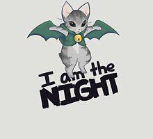 Gaelikitten - I am the NIGHT(dark blue) Unisex T-Shirt