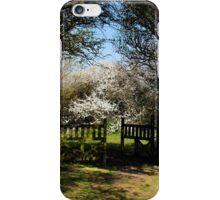 Church Gate iPhone Case/Skin