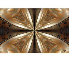 Teapot_Kaleidoscope Card Photographic Print