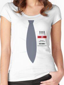 Nerd Herd - Chuck Bartowksi Women's Fitted Scoop T-Shirt
