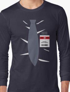 Nerd Herd - Chuck Bartowksi Long Sleeve T-Shirt