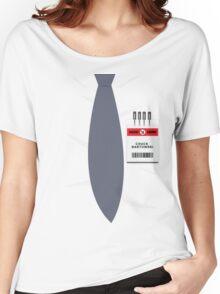 Nerd Herd - Chuck Bartowksi Women's Relaxed Fit T-Shirt