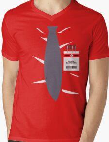 Nerd Herd - Chuck Bartowksi Mens V-Neck T-Shirt