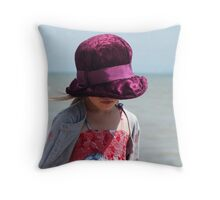 My Hat Throw Pillow