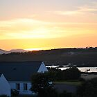 Sunset in Baltimore, County Cork by PrestoConn